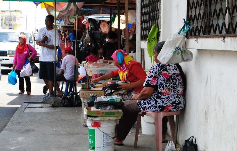 When illegal cigarette vendors, usually migrants, are around, it means all is well. When they are conspicuously missing, it is a sign that trouble is close at hand.