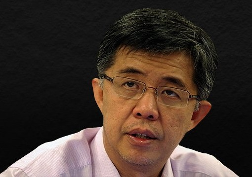 Tian Chua remains a Member of Parliament despite his conviction.