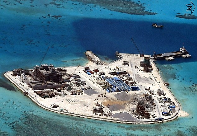 Vietnam has joined the fray to the hotly-contested Spratly islands in the South China Sea.