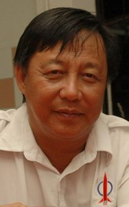 Edwin Bosi is said to be keen on joining a BN party.