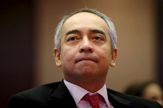 Nazir Razak is the younger brother of Prime Minister, Najib.
