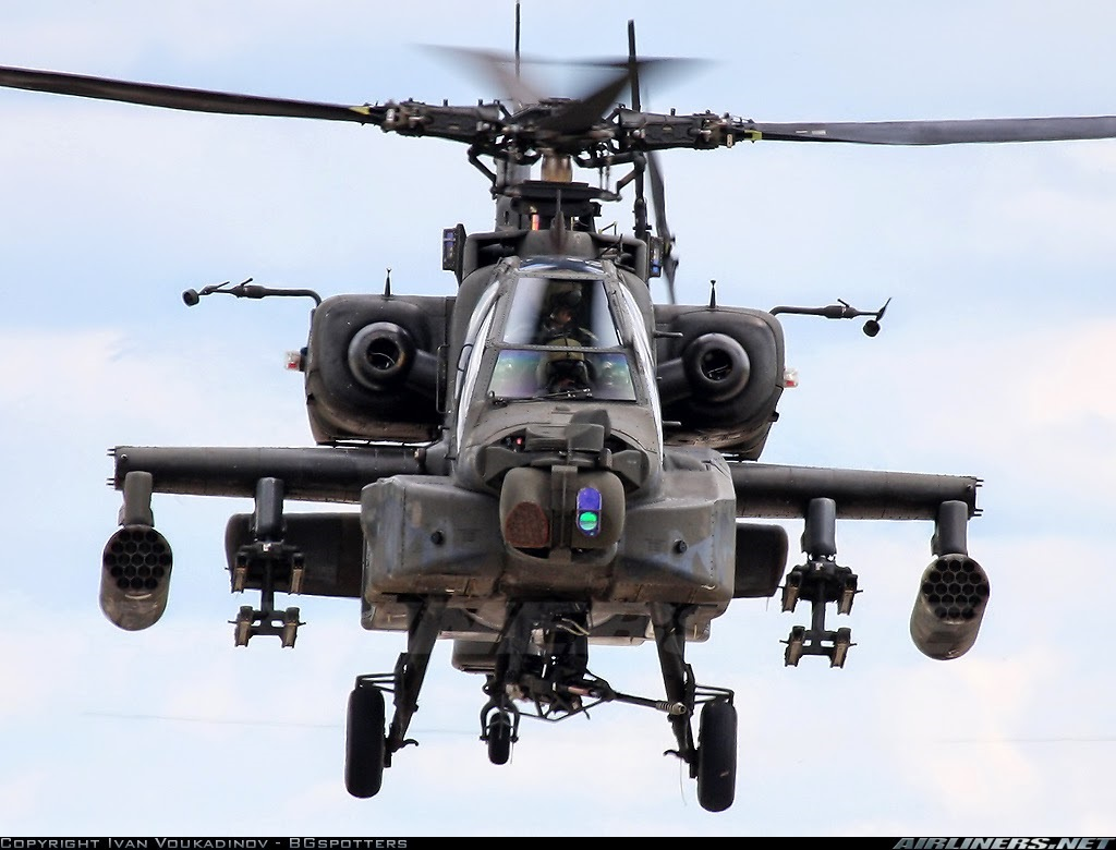 File photo of a Boeing AH-64D Apache which the Malaysian government had wanted for Esszone. - Photo credit : Ivan Voukadinov