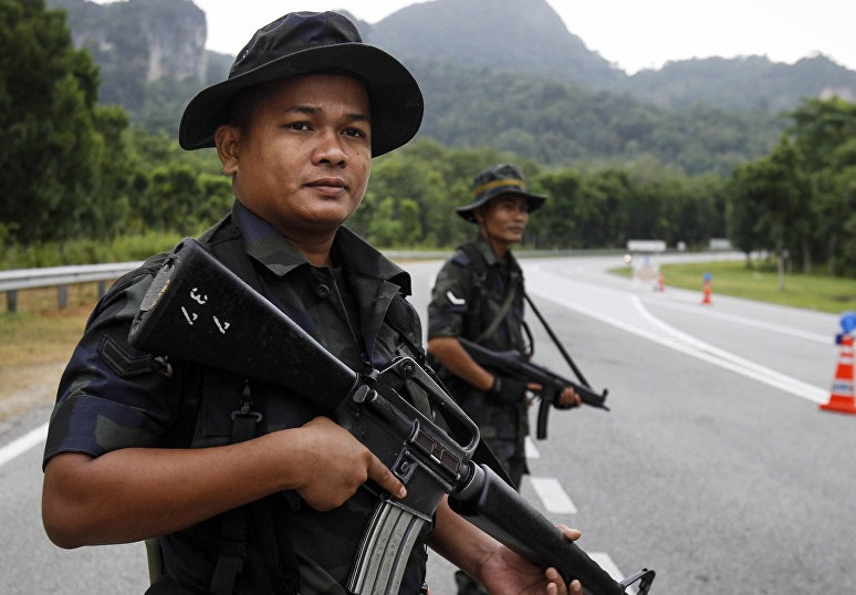 police to step up monitoring the influence of the Daesh group of militants and Sulu terrorists among students in University Malaysia Sabah, Labuan International Campus (UMSKAL).