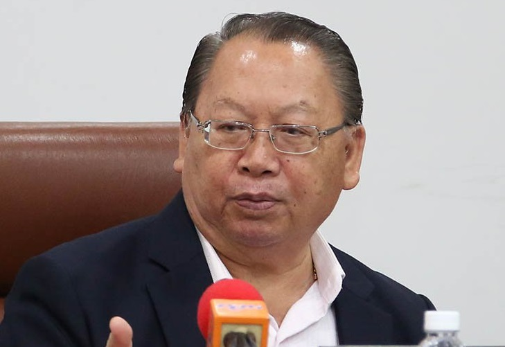 """I understand that this particular RM3.3 billion worth of federal projects is under the Ministry Of Rural and Regional Development, of which my ministry does not handle,"" said Pairin in a second statement Friday evening."