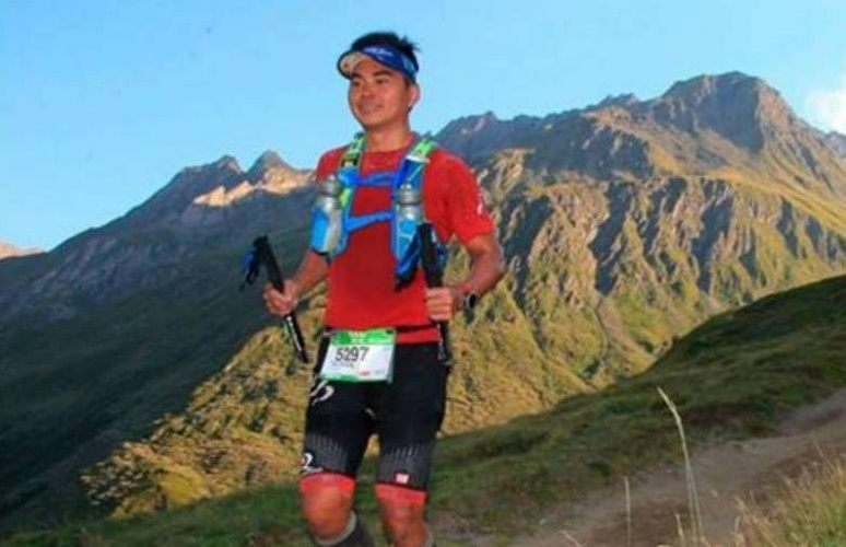 Avid runner Woon Tai Kiang is believed to have fallen 150m into a ravine after slipping off the trail last Saturday (Oct 1), before succumbing to his head injuries. - PHOTO: FACEBOOK/ MAX WOON
