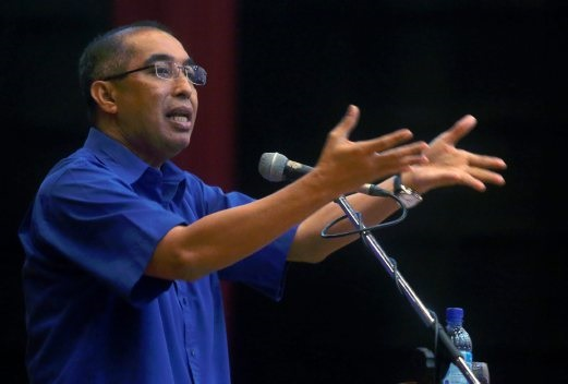 Salleh Said: Religious difference is no barrier to visiting one another and sitting and eating at the same table in an atmosphere of goodwill.