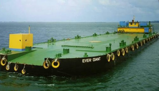 The barge and tugboat had left Lahad Datu on October 20 and were headed for Port Klang.