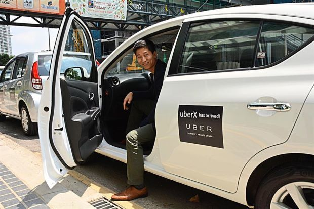 Uber driven cars are getting popular in east Malaysia, but these rides have not been approved by the CVLB.
