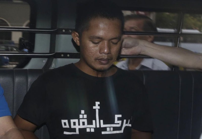 Donny Meluda is the last suspect in the 2010 Kallang slashing that left one dead and three injured. He is also known as Abdul Rahman Abdullah. - Photo credit TODAY