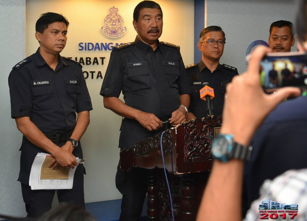 Ramli Din, second left, disclosed Tuesday that there were discrepancies in the passenger manifest. A mother and daughter were not registered while one passenger was listed down twice. Rescuers are now looking for six still missing.
